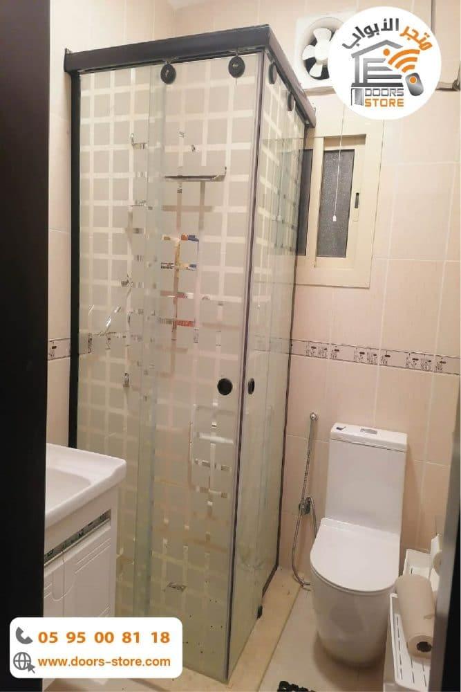 كابينة استحمام 90*90