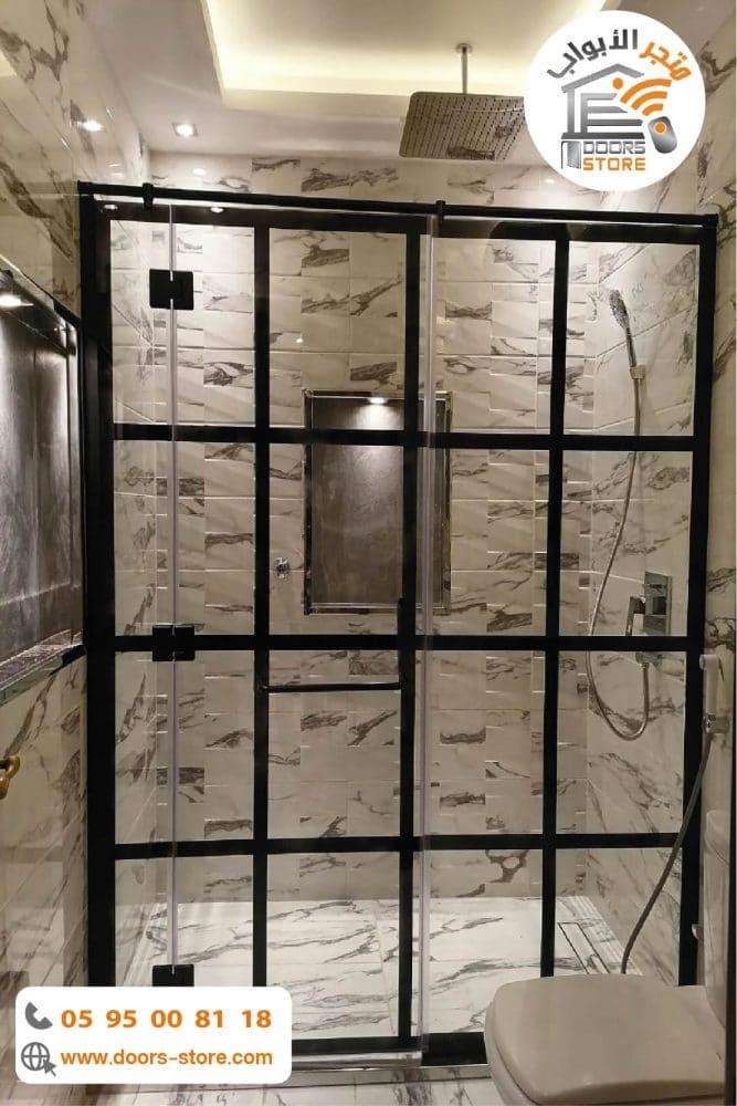 كبينة استحمام