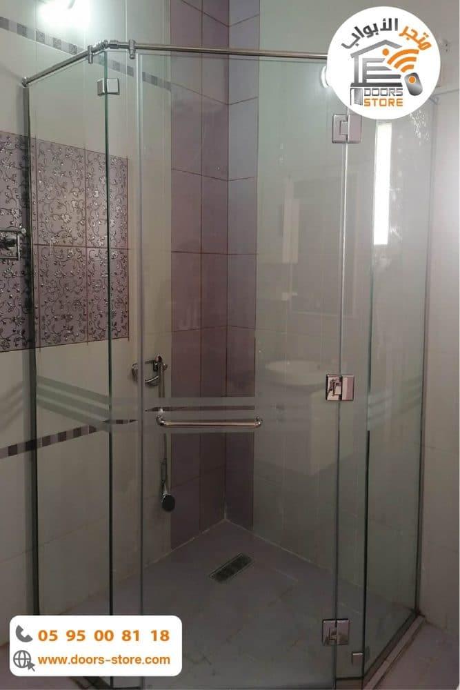 كبينة استحمام ثلاثي